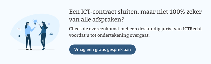 Check uw ICT-contract met ICTRecht