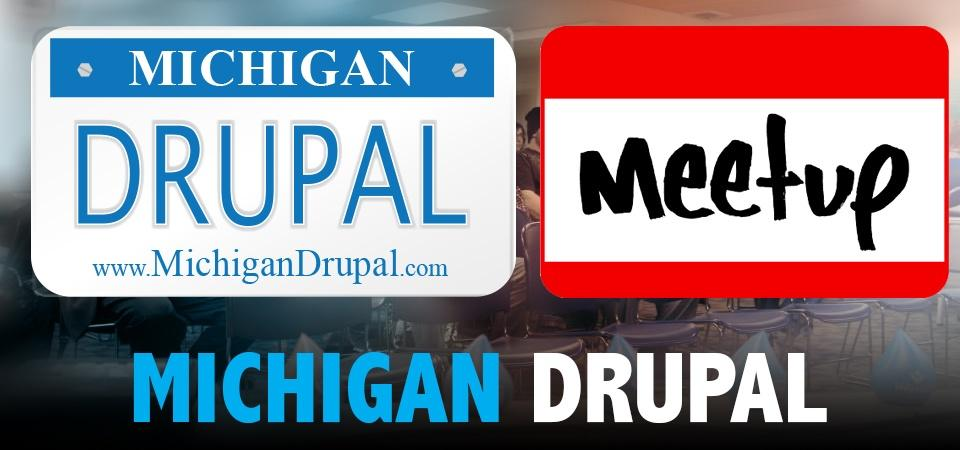 Michigan Drupal Meetup user group