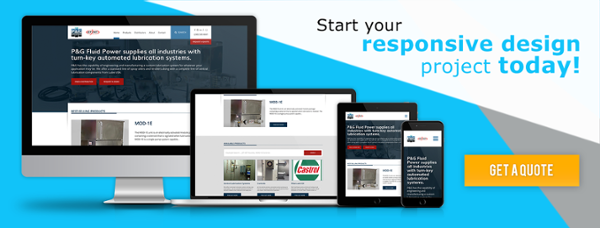 Start a Responsive Drupal Website Design Project
