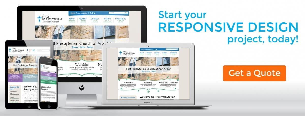 Start your responsive web design project today.