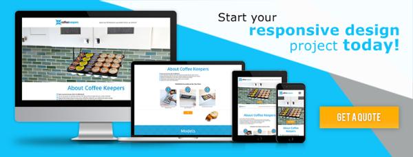 Start your responsive Drupal website design project today.