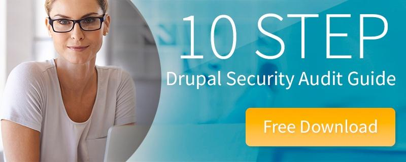 Drupal Security Guide free download