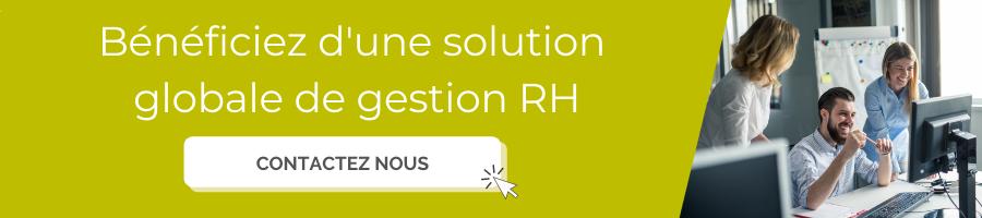 Bénéficiez d'une solution globale de gestion RH - Contactez nous !
