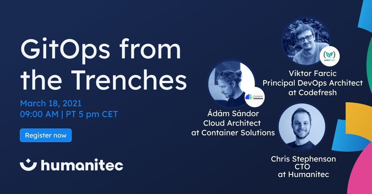 Webinar: GitOps from the Trenches
