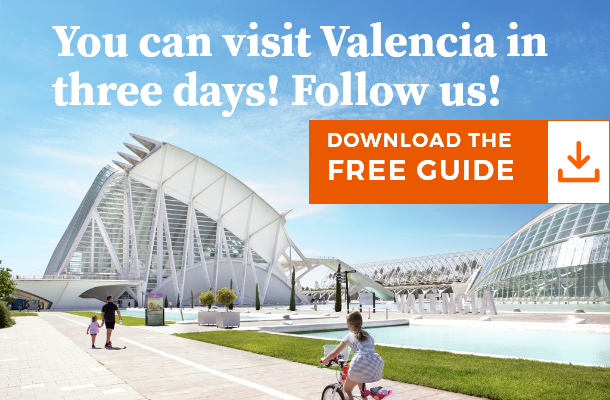 You can visit Valencia in three days, follow us!