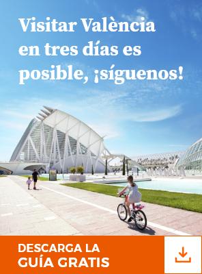 Descarga la guía de València en 3 días