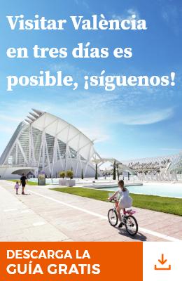 Descarga la guía València en tres días