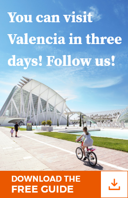 You can visit Valencia in three days!  Follow us!