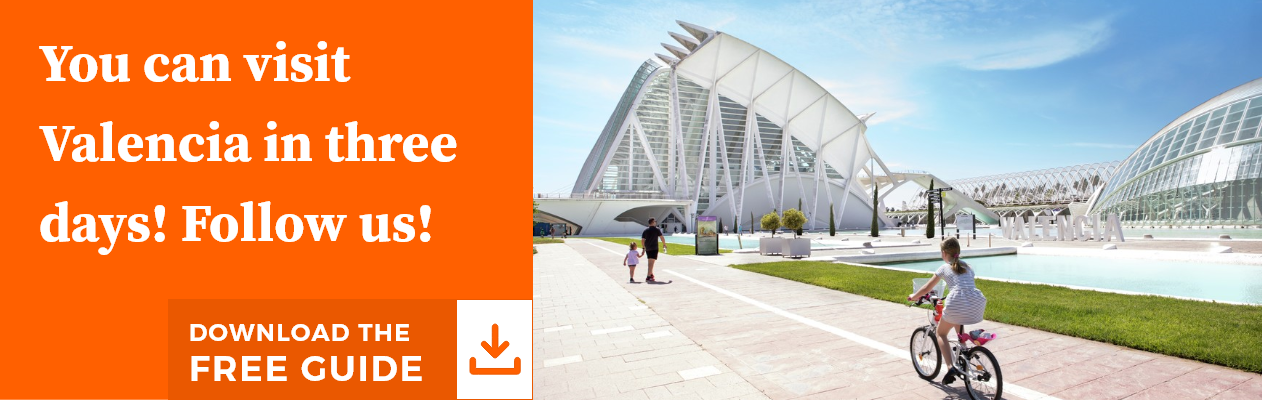 Download the guide Valencia in 3 days