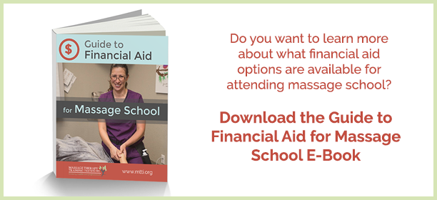 massage school financial aid ebook