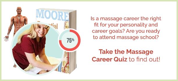 massage career quiz