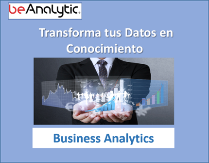 Interesado en Business Analytics