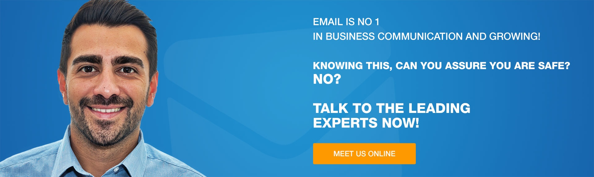 Talk to the leading experts