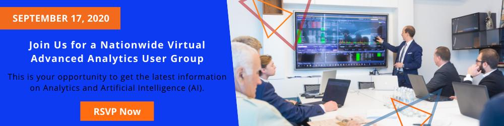 Cognos Virtual User Group