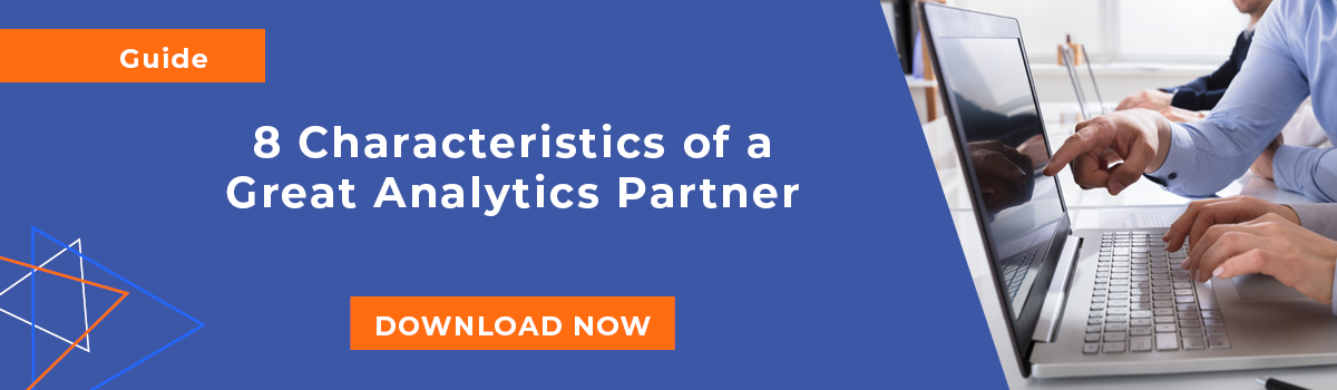 Guide: 8 Characteristics of a Great Analytics Partner