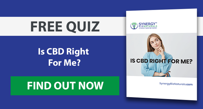 Is CBD right for you? Take our quiz to find out now!