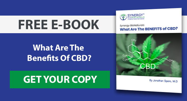 What are the benefits of CBD? Download our e-book to find out!