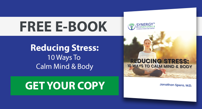 Free E-book! Reducing Stress: 10 Ways To Calm Mind & Body