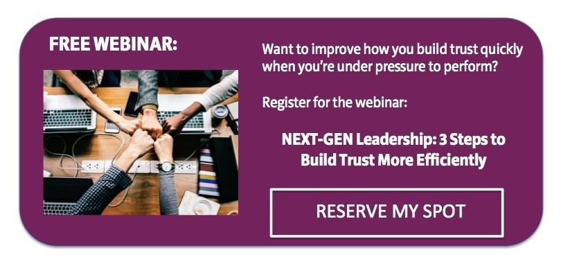 Building Trust Webinar