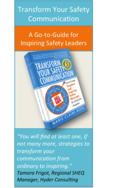safety communication book