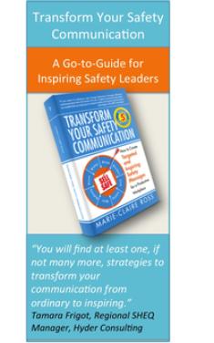 safety communication book