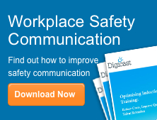 Workplace safety communication