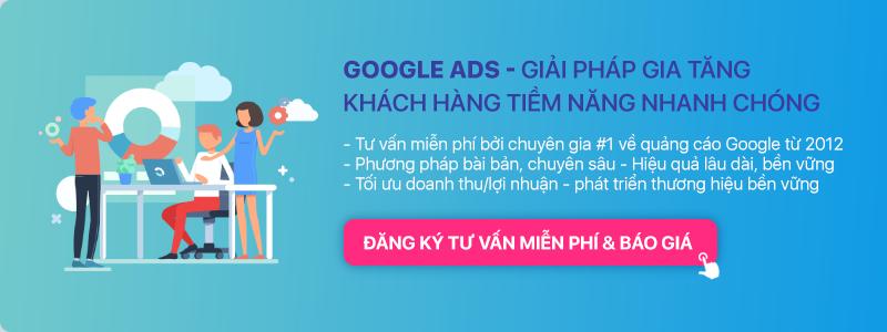 dịch vụ quảng cáo Google Ads bởi SEONGON