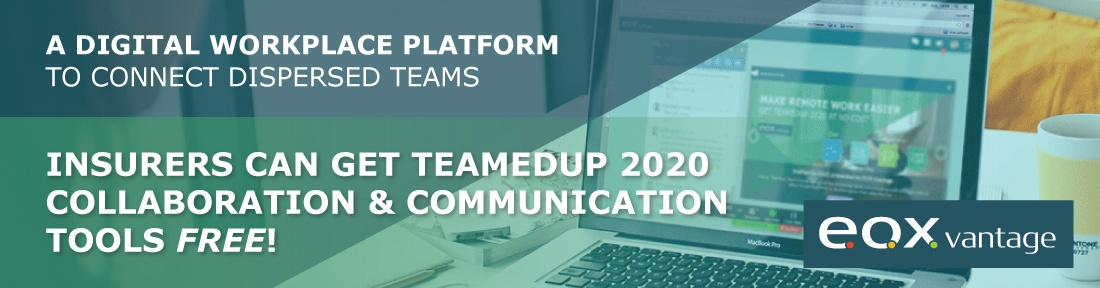 TeamedUp 2020 for Insurers