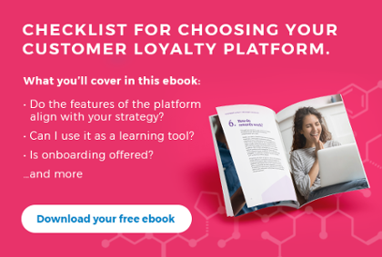 request a customer loyalty platform demo
