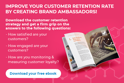 step-by-step strategy for improving your customer retention