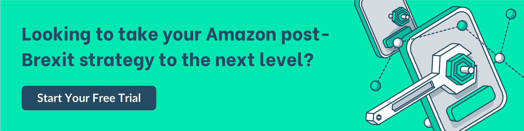 Amazon Post-Brexit Strategy Audit
