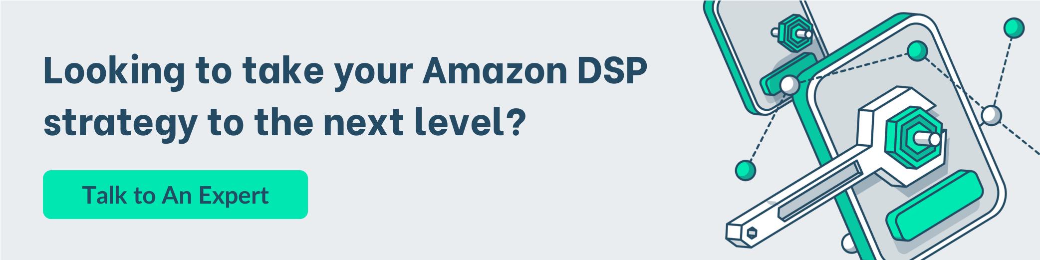 Amazon DSP Strategy Audit