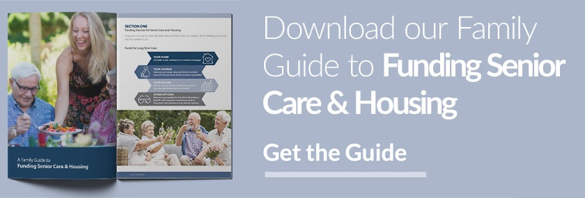download our senior funding guide