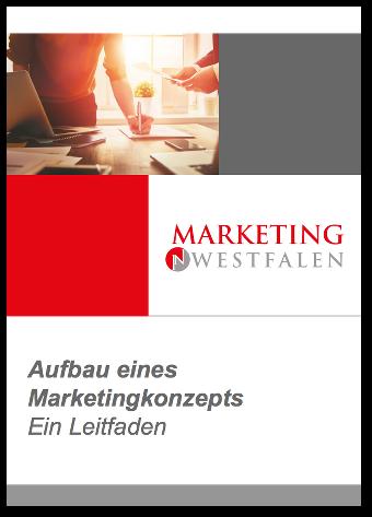 Marketingkonzept: kostenloser Leitfaden