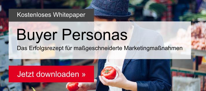Buyer Personas – Das Erfolgsrezept für maßgeschneiderte Marketingmaßnahmen