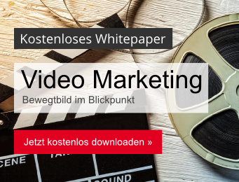 Video Marketing - kostenloses Whitepaper