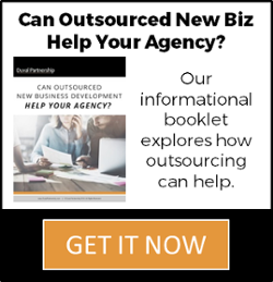 Outsourced New Biz Dev for Your Agency