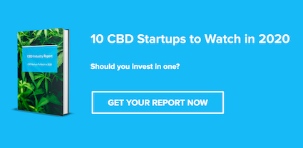 CBD startups to watch in 2020