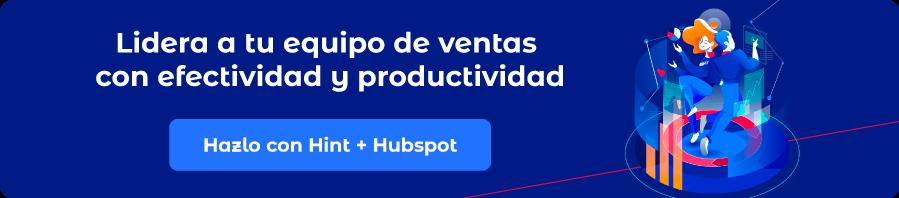 Habilitacion de lideres y gerentes de venta con Hubspot