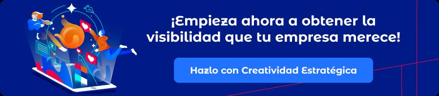 creatividad estrategica para empresas digitales