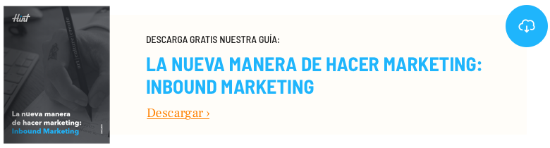 La nueva manera de hacer marketing: Inbound Marketing