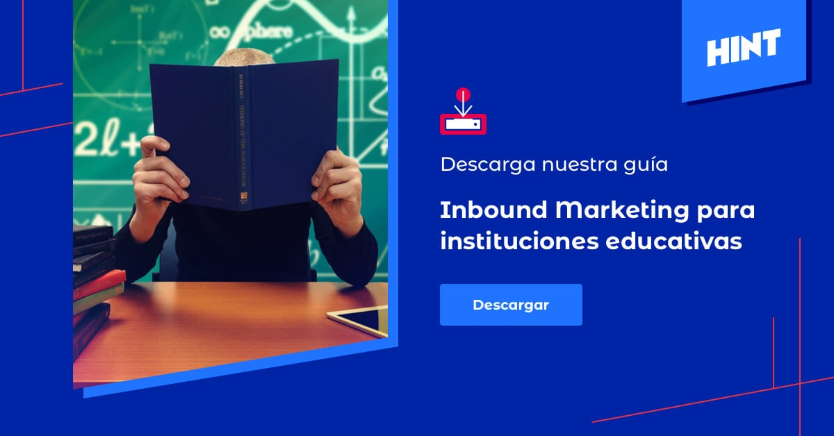 inbound marketing para instituciones educativas
