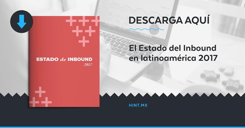 Descarga el estado del inbound para latinoamérica 2016