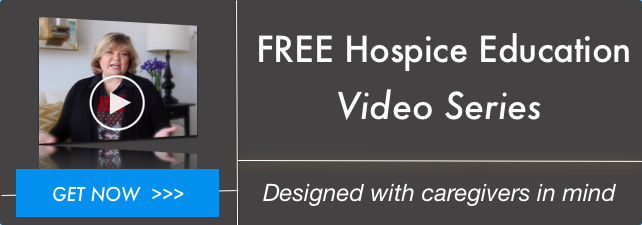hospice education video series CTA