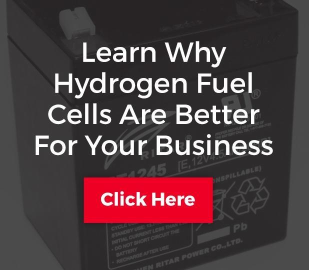 benefits of hydrogen fuel cells