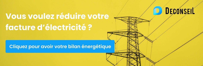 demande bilan énergie