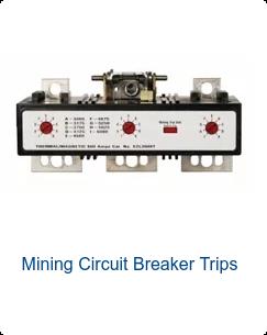 Mining Circuit Breaker Trips