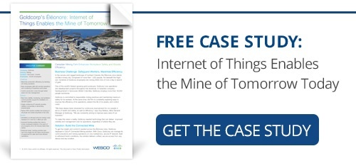 Free Case Study: Internet of Things Enables the Mine of Tomorrow Today