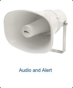 Audio and Alert