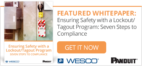 Free White Paper: Ensuring Safety with a Lockout/Tagout Program